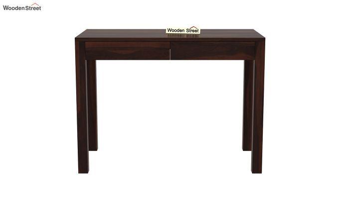 Frodo Study Table Cum Shelf (Walnut Finish)-7