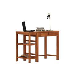 Gregory Study Table (Honey Finish)