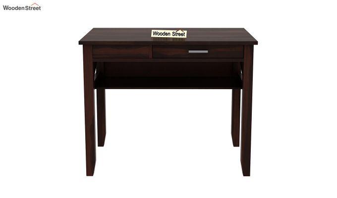 Hawkins Solid Wooden Computer Desk (Walnut Finish)-4