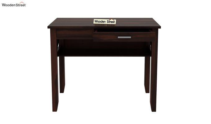 Hawkins Solid Wooden Computer Desk (Walnut Finish)-8