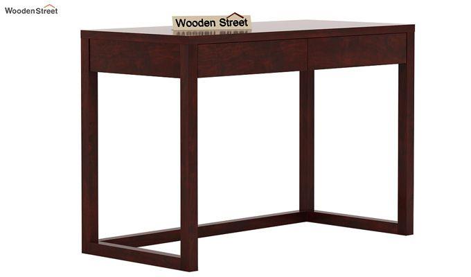 James Study Table (Mahogany Finish)-3