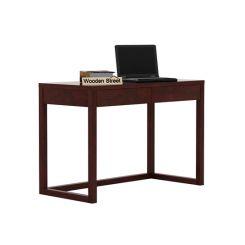 James Study Table (Mahogany Finish)