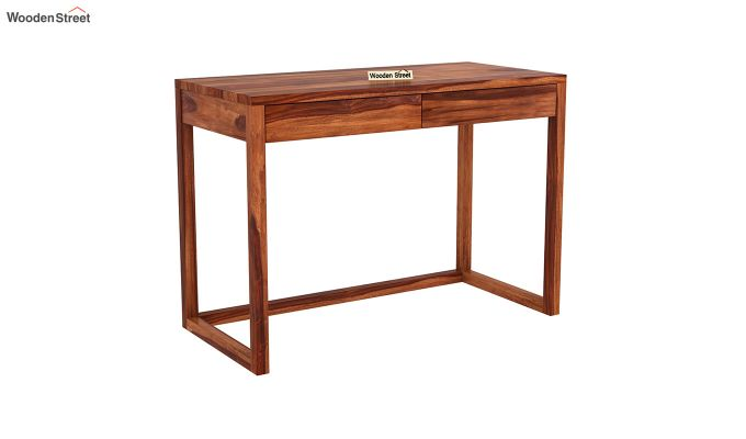 James Kids Study Table (Honey Finish)-2