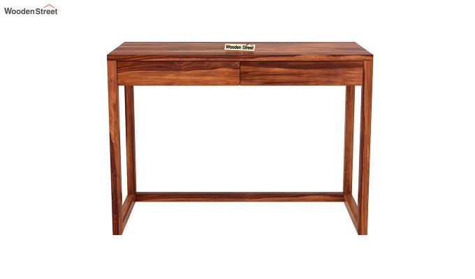 James Kids Study Table (Honey Finish)-3