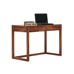 James Study Table (Teak Finish)
