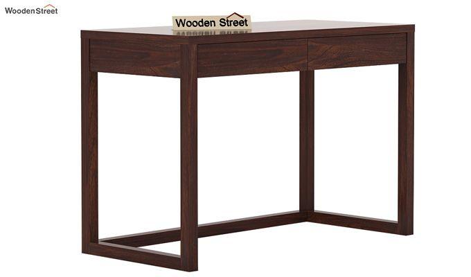 James Study Table (Walnut Finish)-3