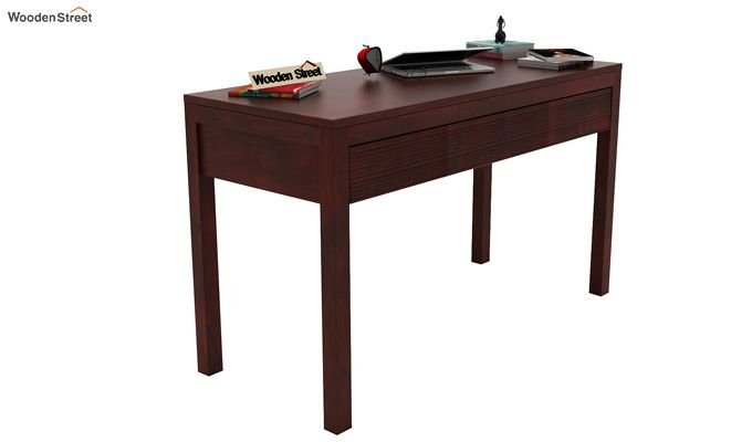 Jeremy Study Table (Mahogany Finish)-2