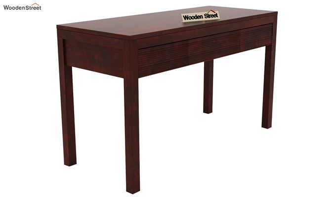 Jeremy Study Table (Mahogany Finish)-4