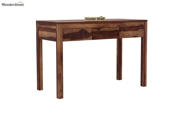 Jeremy Study Table (Teak Finish)-2