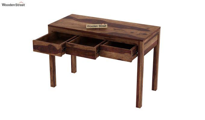 Jeremy Study Table (Teak Finish)-4