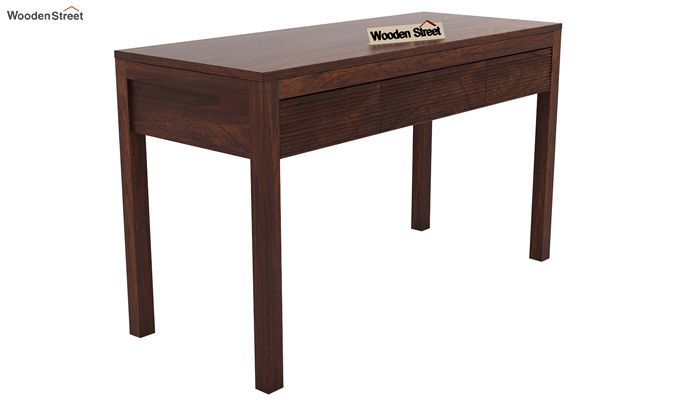 Jeremy Study Table (Walnut Finish)-3
