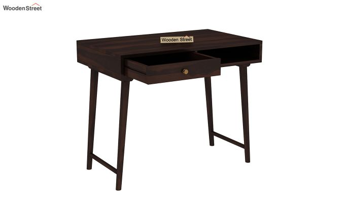 Lynton Study Table (Walnut Finish)-4