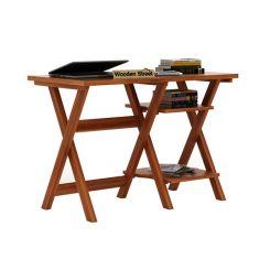 Mathers Study Table (Honey Finish)