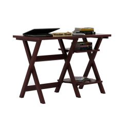 Mathers Study Table (Mahogany Finish)