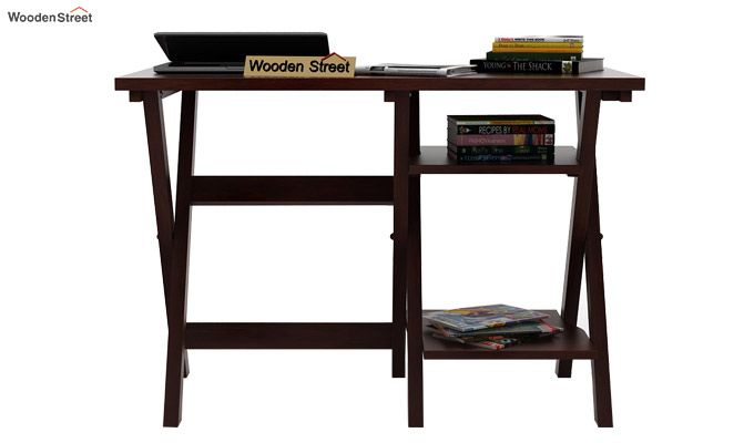 Mathers Office Table (Walnut Finish)-3