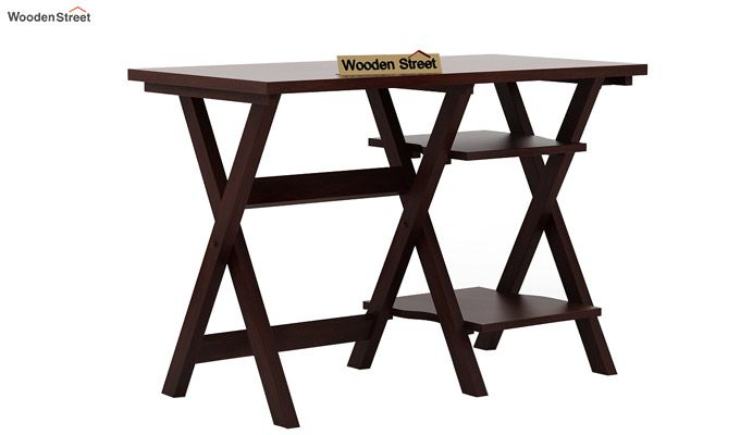 Mathers Office Table (Walnut Finish)-4