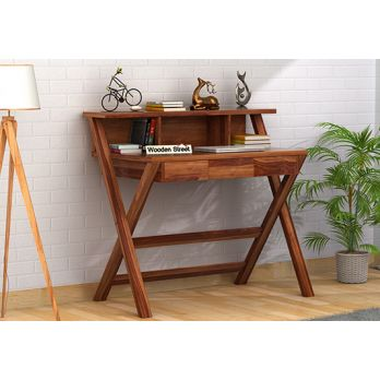 wooden Folding study tables in Jaipur, Pune, Delhi, Bangalore India