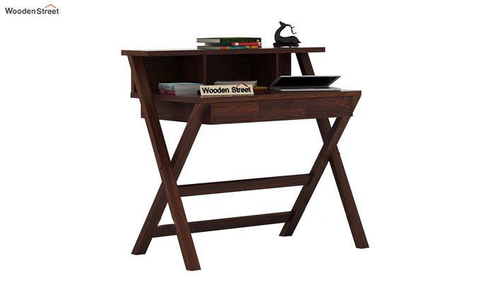 Murphy Study Table (Walnut Finish)-1
