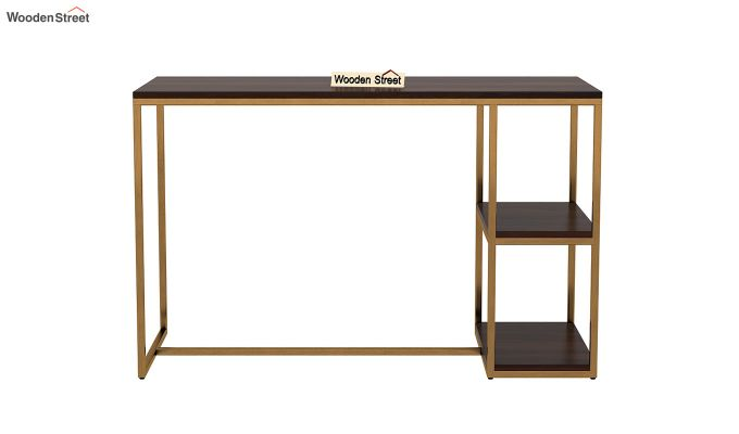 Porter Kids Study Table (Walnut Finish)-3