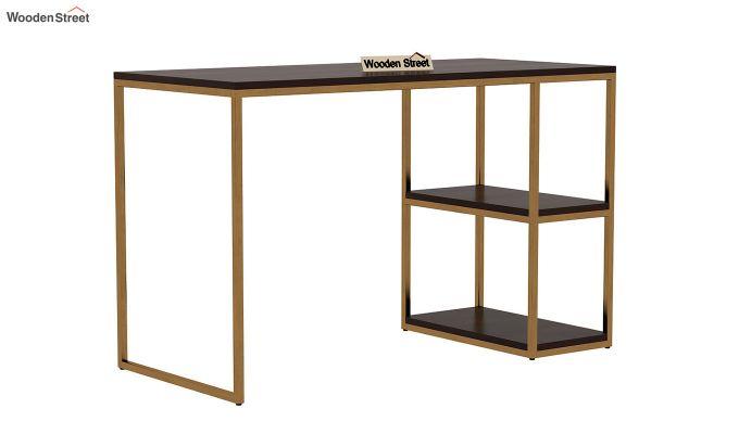 Porter Study Table (Walnut Finish)-2