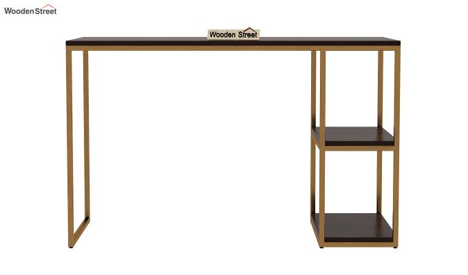 Porter Study Table (Walnut Finish)-3