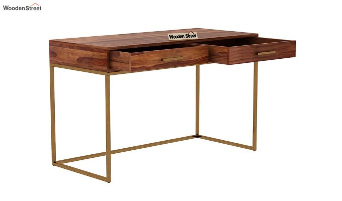 Raptor Kids Study Table (Teak Finish)-4