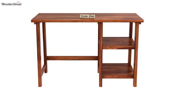 Renaker Study Desk (Honey Finish)-3