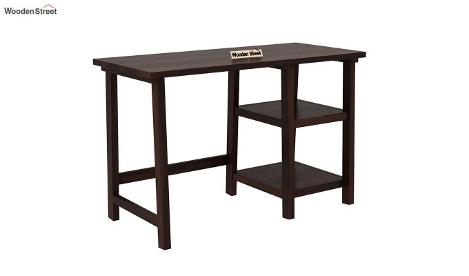 Renaker Study Desk (Walnut Finish)-2