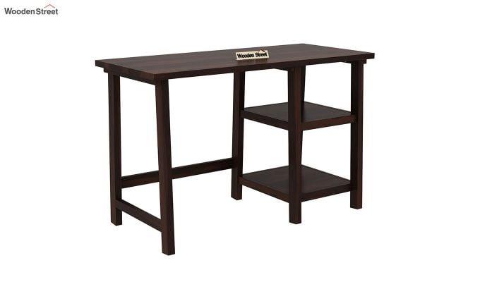 Renaker Study Desk (Walnut Finish)-2