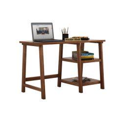 Renaker Study Desk (Teak Finish)