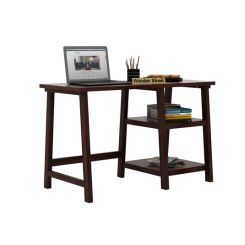 Renaker Study Desk (Walnut Finish)