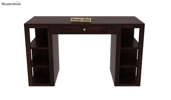 Samaya Study Table (Walnut Finish)-3