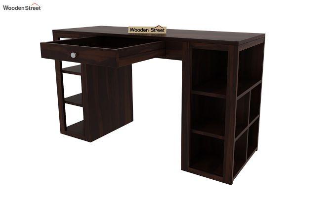 Samaya Study Table (Walnut Finish)-4