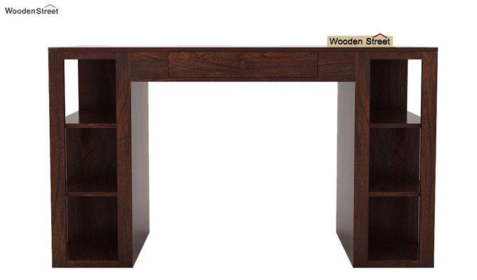 Samaya Study Table (Walnut Finish)-5