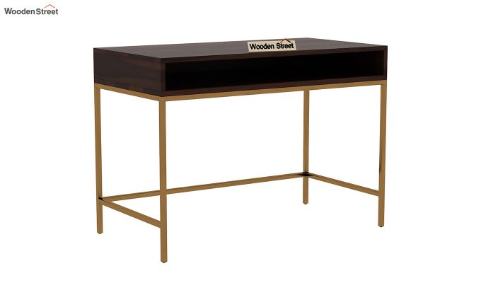 Sapphire Study Table (Walnut Finish)-2