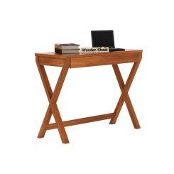 Sinclair Study Table (Honey Finish)