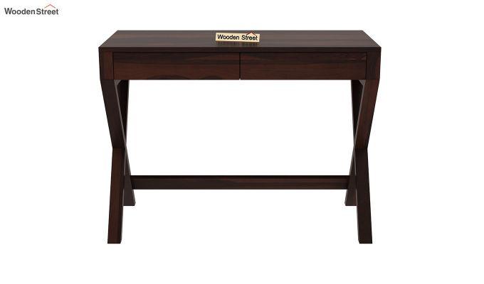 Sinclair Study Table (Walnut Finish)-3