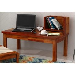 Amgen Study Table (Honey Finish)