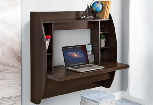 Wall Mounted Study Desk for Adults