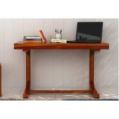 Enric Study Table (Honey Finish)