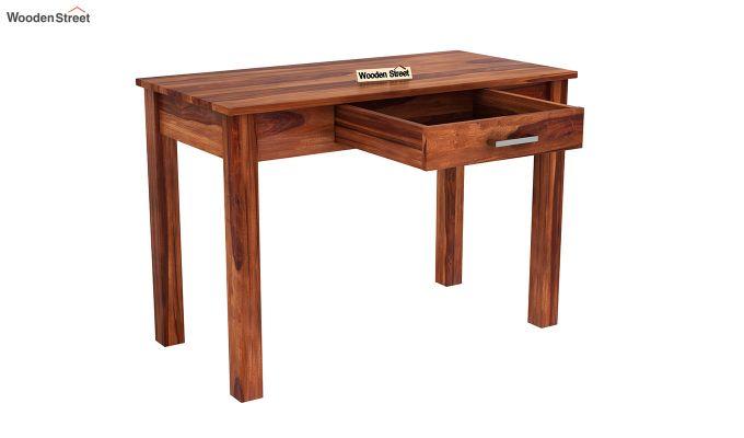 Wiley Study Table (Honey Finish)-4