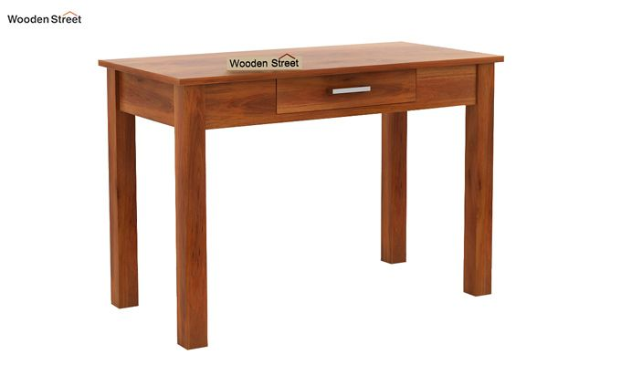 Wiley Study Table (Honey Finish)-3