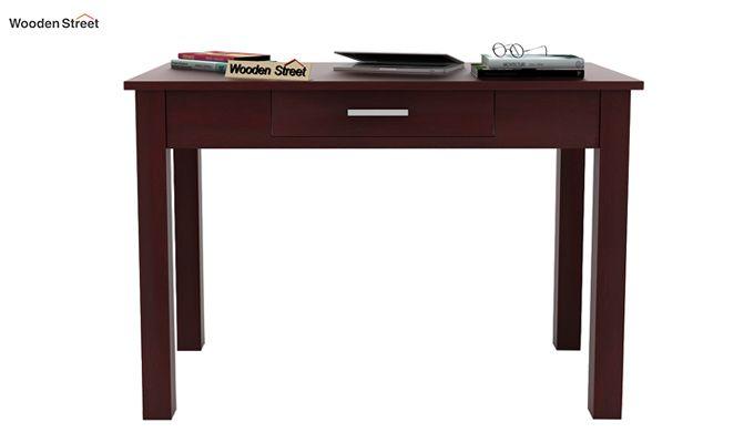 Wiley Study Table (Mahogany Finish)-2