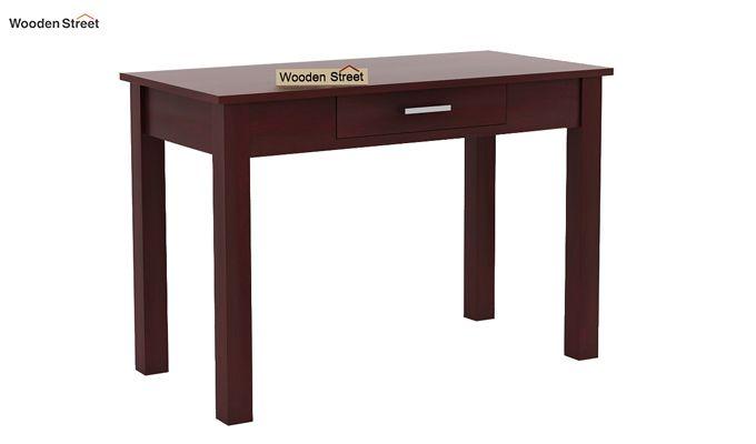 Wiley Study Table (Mahogany Finish)-3