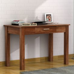 Wiley Study Table (Teak Finish)