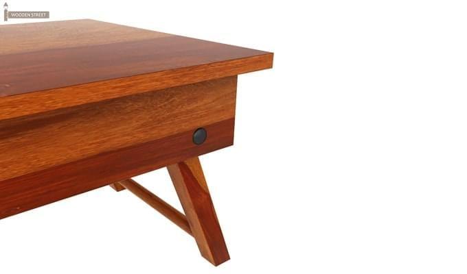 Zadran Study Table (Honey Finish)-4