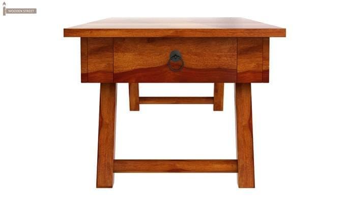 Zadran Study Table (Honey Finish)-5