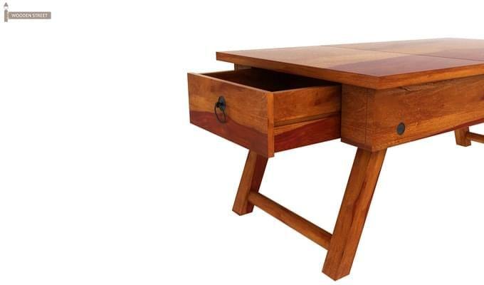 Zadran Study Table (Honey Finish)-6