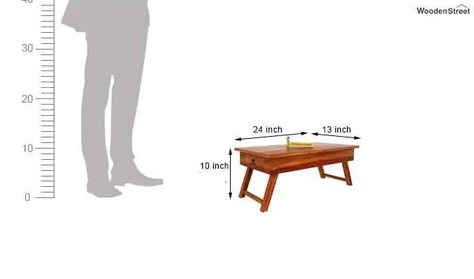 Zadran Study Table (Honey Finish)-9