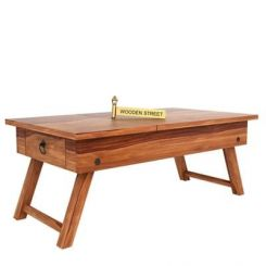 Zadran Study Table (Teak Finish)